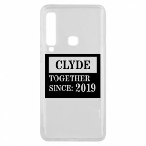 Phone case for Samsung A9 2018 Clyde Together since: 2019 - PrintSalon