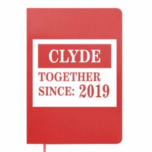 Notepad Clyde Together since: 2019 - PrintSalon