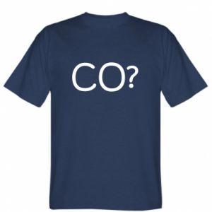 T-shirt WHAT? Polish version