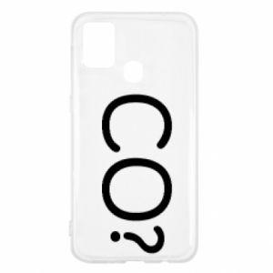Samsung M31 Case WHAT? Polish version