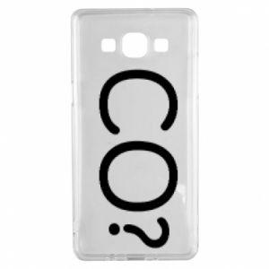 Samsung A5 2015 Case WHAT? Polish version