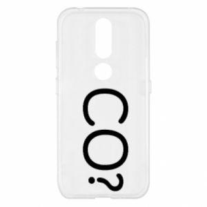Nokia 4.2 Case WHAT? Polish version