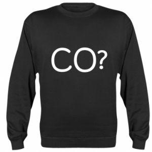 Sweatshirt WHAT? Polish version