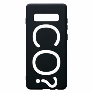 Phone case for Samsung S10+ WHAT? Polish version