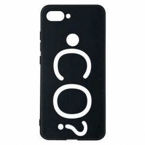 Xiaomi Mi8 Lite Case WHAT? Polish version