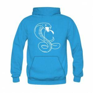 Bluza z kapturem dziecięca Cobra