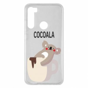 Xiaomi Redmi Note 8 Case Cocoala