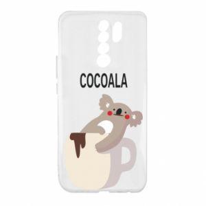 Xiaomi Redmi 9 Case Cocoala