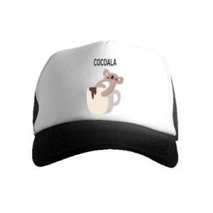 Kid's Trucker Hat Cocoala