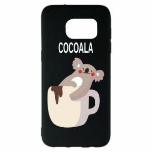 Samsung S7 EDGE Case Cocoala