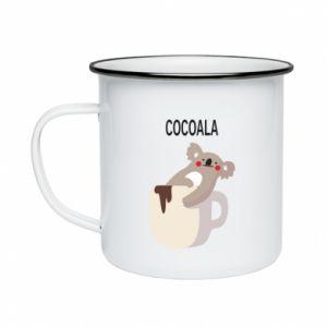 Enameled mug Cocoala