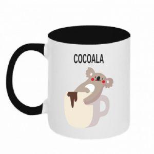 Kubek dwukolorowy Cocoala