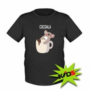 Kids T-shirt Cocoala