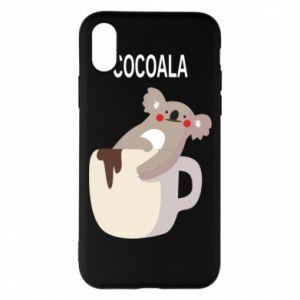 Etui na iPhone X/Xs Cocoala