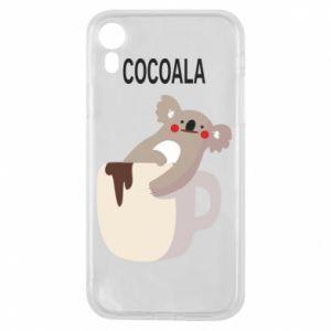 Etui na iPhone XR Cocoala