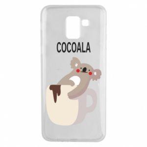 Etui na Samsung J6 Cocoala