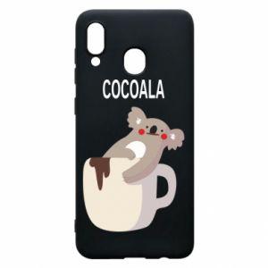 Etui na Samsung A20 Cocoala