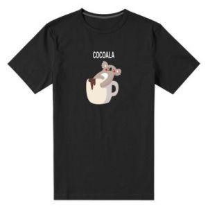 Męska premium koszulka Cocoala