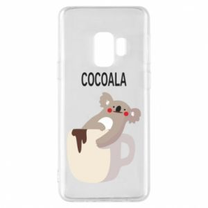 Etui na Samsung S9 Cocoala