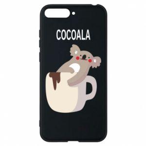 Etui na Huawei Y6 2018 Cocoala