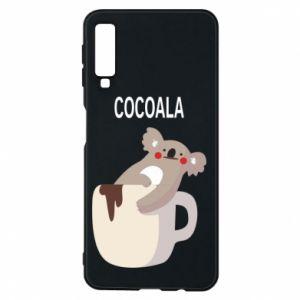 Etui na Samsung A7 2018 Cocoala