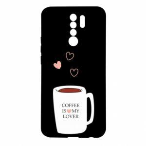 Etui na Xiaomi Redmi 9 Coffee is my lover