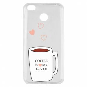 Etui na Xiaomi Redmi 4X Coffee is my lover