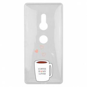 Etui na Sony Xperia XZ2 Coffee is my lover
