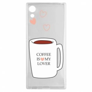Etui na Sony Xperia XA1 Coffee is my lover