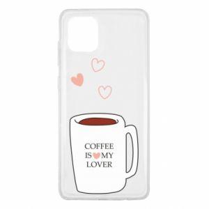 Etui na Samsung Note 10 Lite Coffee is my lover