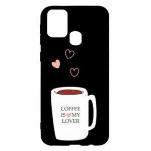 Etui na Samsung M31 Coffee is my lover