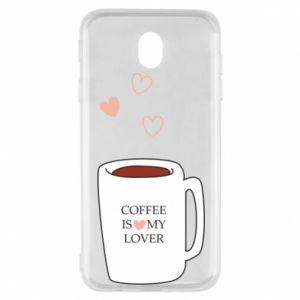 Etui na Samsung J7 2017 Coffee is my lover