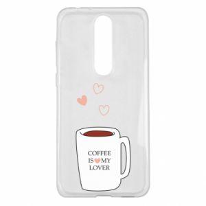 Etui na Nokia 5.1 Plus Coffee is my lover