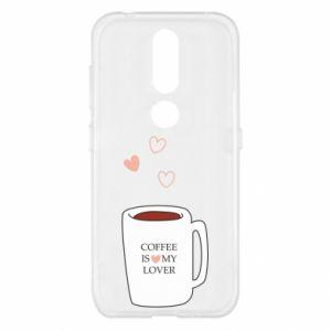 Etui na Nokia 4.2 Coffee is my lover