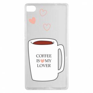 Etui na Huawei P8 Coffee is my lover