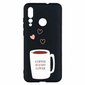 Etui na Huawei Nova 4 Coffee is my lover