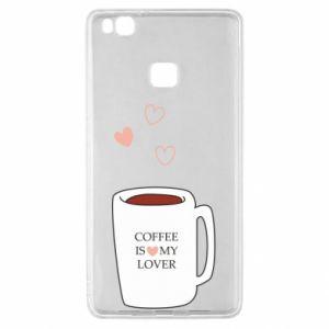 Etui na Huawei P9 Lite Coffee is my lover
