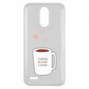 Etui na Lg K10 2017 Coffee is my lover