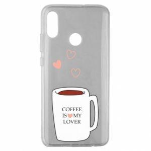 Etui na Huawei Honor 10 Lite Coffee is my lover