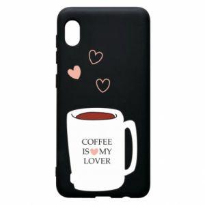 Etui na Samsung A10 Coffee is my lover