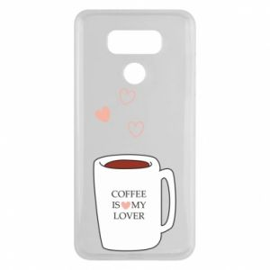 Etui na LG G6 Coffee is my lover