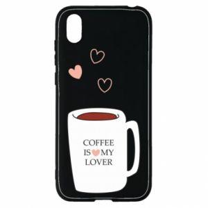 Etui na Huawei Y5 2019 Coffee is my lover