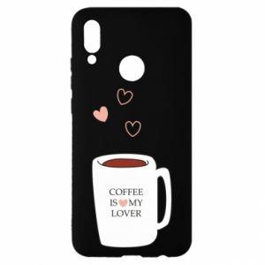 Etui na Huawei P Smart 2019 Coffee is my lover