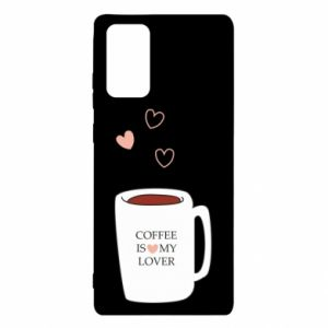 Etui na Samsung Note 20 Coffee is my lover
