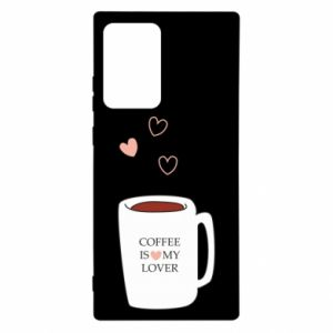 Etui na Samsung Note 20 Ultra Coffee is my lover