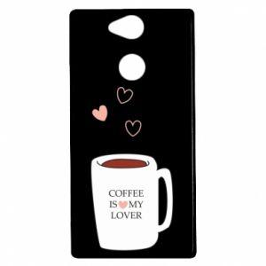 Etui na Sony Xperia XA2 Coffee is my lover