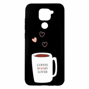 Etui na Xiaomi Redmi Note 9/Redmi 10X Coffee is my lover