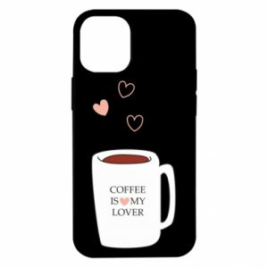 Etui na iPhone 12 Mini Coffee is my lover