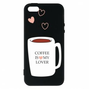 Etui na iPhone 5/5S/SE Coffee is my lover