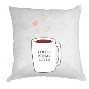 Poduszka Coffee is my lover